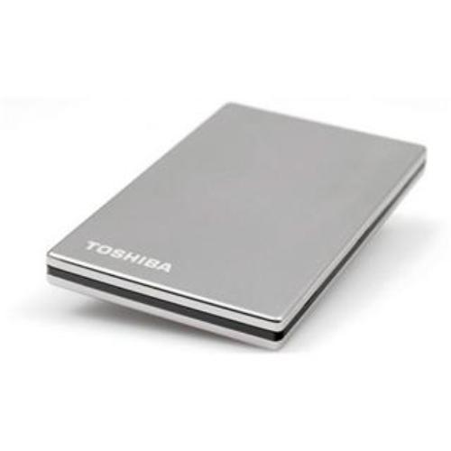 Toshiba StorE Steel 640GB USB 2,5 cala titanium (PA4155E-1HF4)