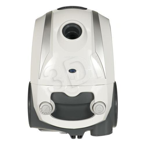 Odkurzacz Hyundai VC003W (Z workiem 1600W Biało-szary)