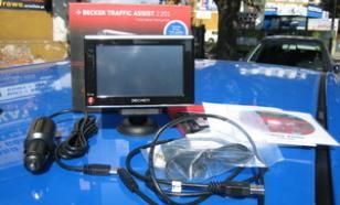 Becker Traffic Assist Z098