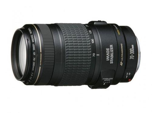 Canon EF 70-300MM 4.0-5.6 IS USM 0345B006