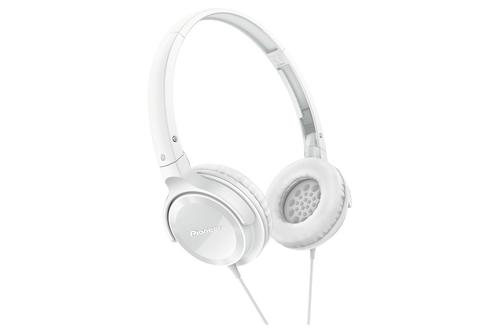 Pioneer Słuchawki przewodowe SE-MJ502W