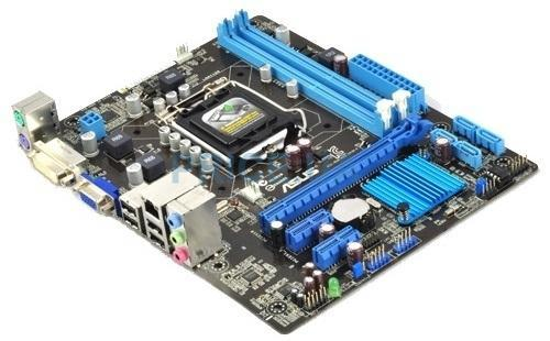 Asus H61M-K s1155 H61 2DDR3 DVI/D-SUB/USB2 uATX