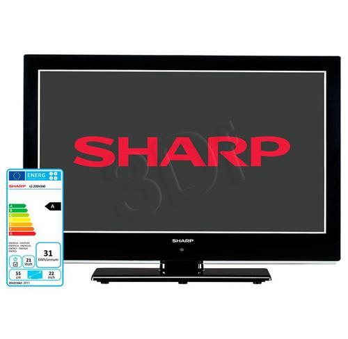 Sharp LC22DV240EV