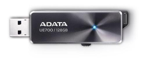 A-Data Dashdrive Elite UE700 128GB USB3.0 Aluminium 220MB/s / 135 MB/s