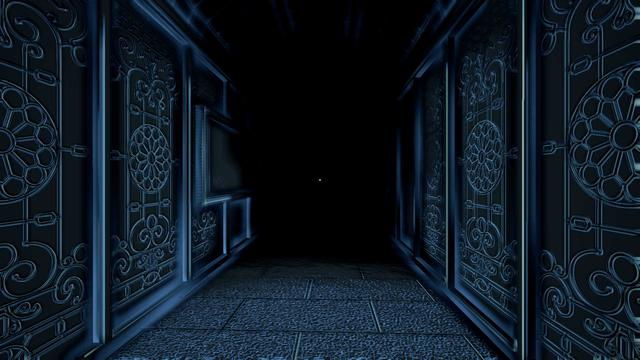 Perception Dziwny Korytarz