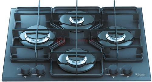 HOTPOINT-ARISTON Experience Glass TQ 640 S (BK) IX/HA
