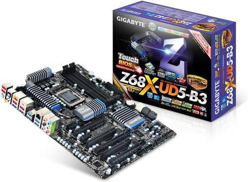 GIGABYTE Z68X-UD5-B3