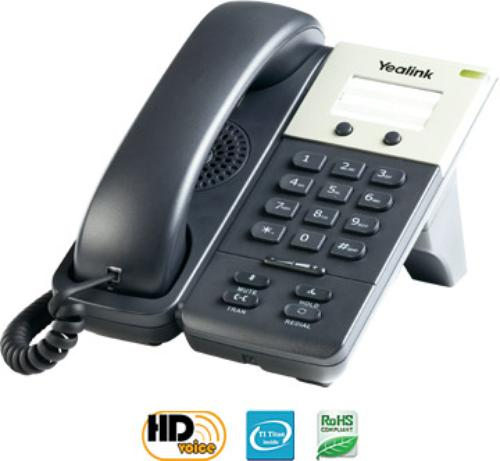 Yealink Telefon VoIP T18 - 1 konto SIP