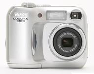 NIKON COOLPIX S3100 (FIOLETOWY)