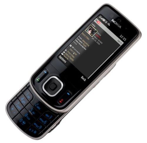 Nokia 6260 Slide