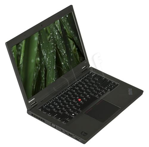 "Lenovo ThinkPad T440p i3-4000M 4GB 14"" 500GB HD+ INTHD W7Pro/W8.1Pro 3Y On-Site 20AWS30T00"
