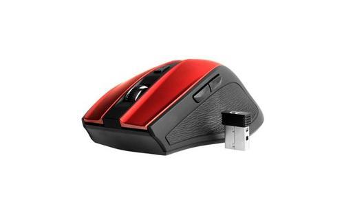 Tracer Mysz TAKE ME Gem RF Nano USB Red