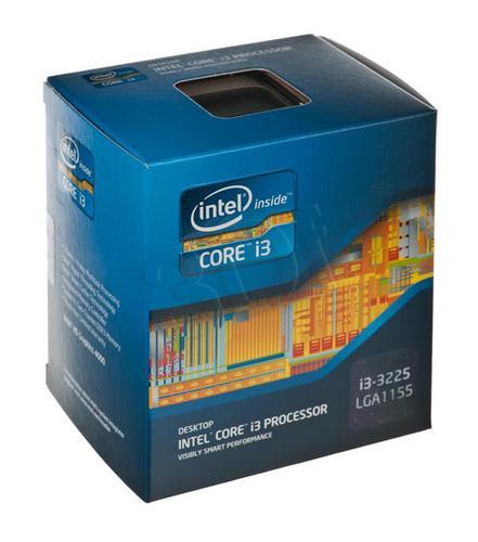 CORE I3 3225 3.3GHz LGA1155 BOX