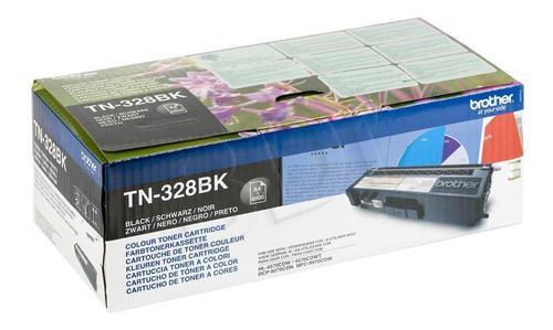 BROTHER Toner Czarny TN328BK=TN-328BK, 6000 str.