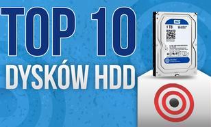 Ranking Najlepszych Dysków HDD –TOP 10!