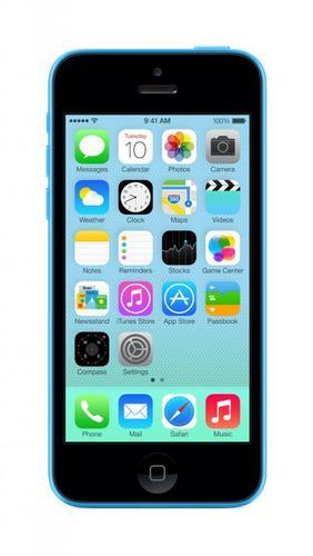 Apple IPHONE 5C BLUE 8GB-LPO MG902LP/A