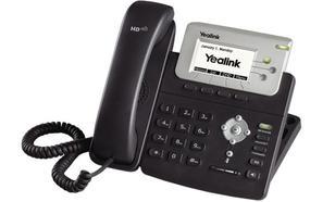 Yealink Telefon IP VoIP T22P - 3 konta SIP
