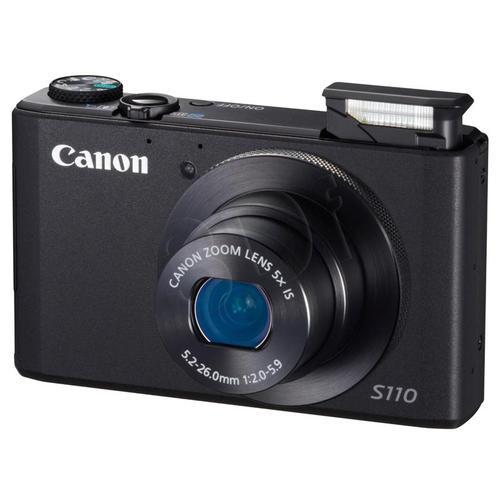 CANON PowerShot S110 CZARNY