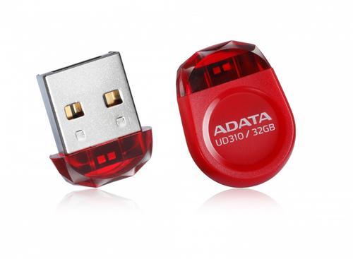 A-Data DashDrive Durable UD310 32GB USB2.0 czerwony - micro