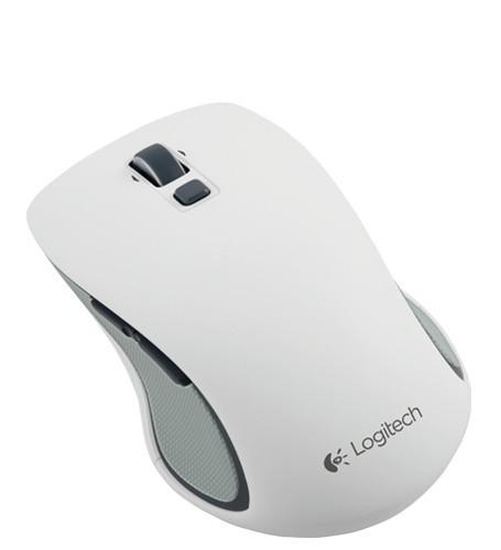 Logitech M560 Wireless Mouse White 910-003913