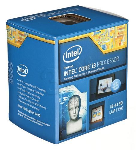 CORE i3 4130 3.4GHz LGA1150 BOX