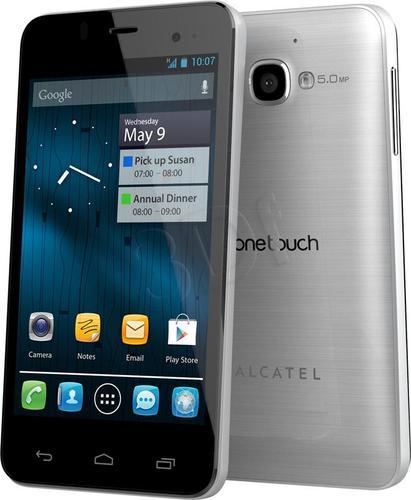 Telefon Alcatel OT-6010D Star Srebrny