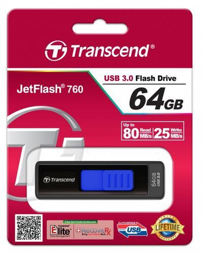 Transcend JETFLASH 760 64GB USB 3.0