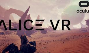 Gramy w Alice VR na Oculus Rift!