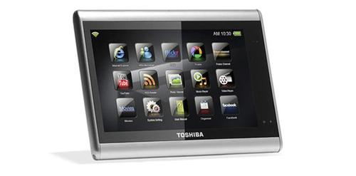 Toshiba JOURN.E Touch