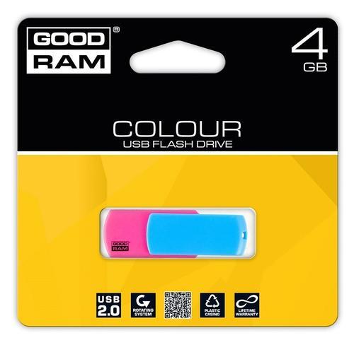 GoodRam Color Mix 4GB USB 2.0