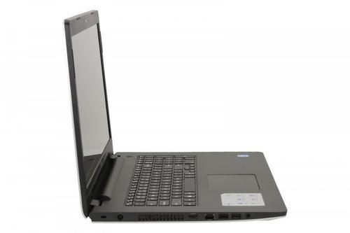 """Dell Inspiron 5748 Win8.1 Pro(64) i3-4030U/500GB/4GBx1/HD4000/8x DVD+/-RW/4c/17.3"""" Truelife HD+ Longitude Silver/2Y DND"""