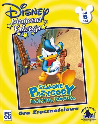 CD Projekt Red Disney Magiczna Kolekcja: Szalone Przygody Kaczora Donalda PC (napisy PL)