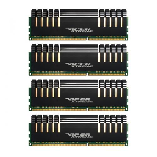 Patriot DDR4 16GB (4x4GB) Viper Xtreme Edition 2666MHz CL15 XMP2