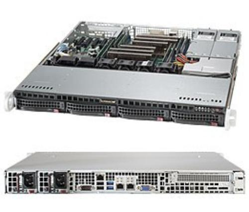 Supermicro SuperServer SYS6018R-MTR SYS-6018R-MTR