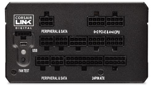 Corsair RM Series 850i W Modular 80Plus GOLD