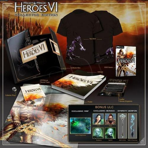 Might & Magic: Heroes VI - Edycja Kolekcjonerska