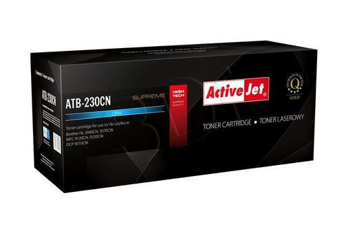 ActiveJet ATB-230CN toner Cyan do drukarki Brother (zamiennik Brother TN-230C) Supreme