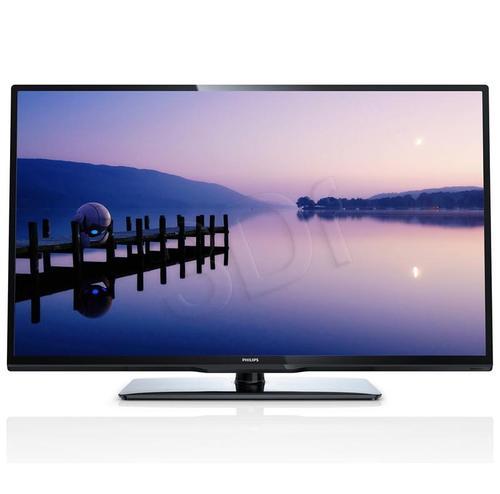 """TV 42"""" LED Philips 42PFL3108H/12 (DVB-T, 100Hz, USB multi)"""