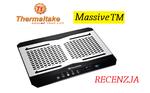 Thermaltake Massive TM - chłodzenie laptopa dla gadżeciarza!