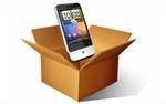 HTC Legend z Andoidem 2.1 - unboxing