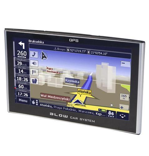BLOW GPS60RBT bez mapy
