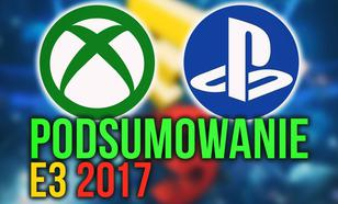 Podsumowanie E3 2017 - Dlaczego Sony Zgniotło Xboxa?