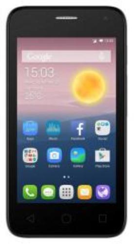 Smartfon Alcatel OneTouch 4024D Pixi First Dual SIM Ciemnoszary (4024D-2CALE11)