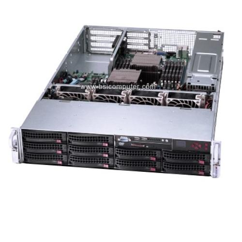 Supermicro SuperServer 6027R-72RFTP+ SYS-6027R-72RFTP+