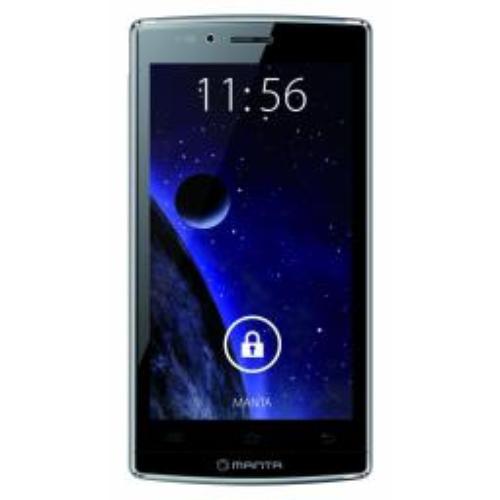 Smartfon Manta Multimedia 4GB Czarny MSP4509