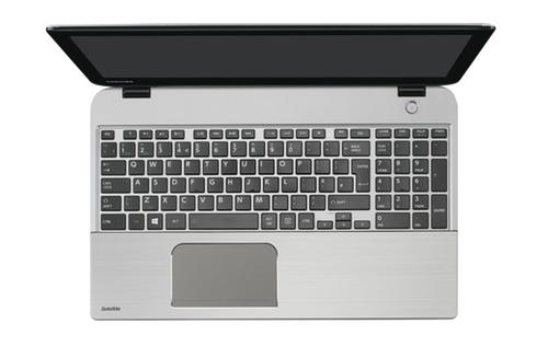 "Toshiba Satellite M50-A-110 Win8.1 64bit ML i5-4200U/750GB/4GB/nVIDIA N14P-GV2 2GB/No ODD/15.6"" HD Metal Smart Silver w/Hairline"