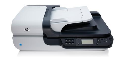 HP ScanJet N6350Network Document Scanner L2703A