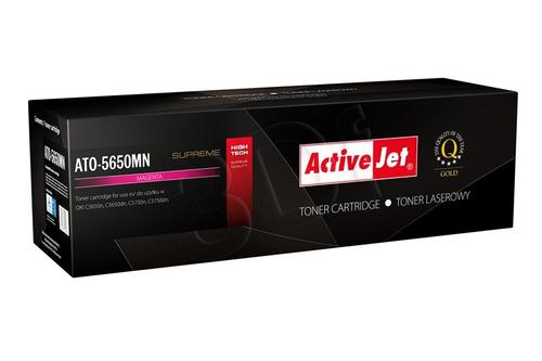 ActiveJet ATO-5650MN magenta toner do drukarki laserowej OKI (zamiennik 43872306) Supreme