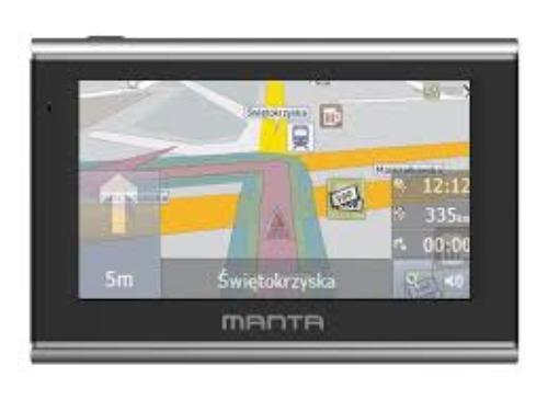 Manta GPS570 Easy Rider Europa