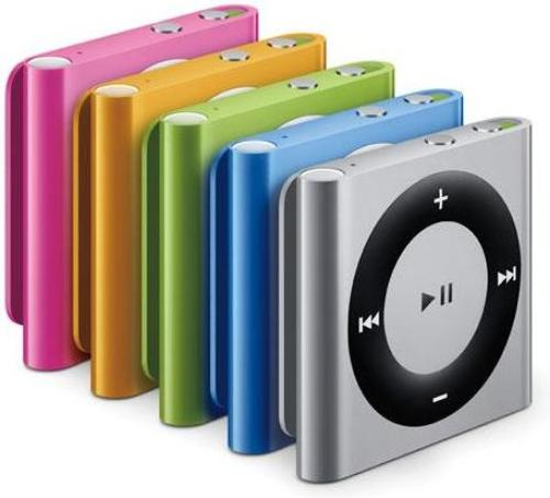 Apple iPod Shuffle 6G